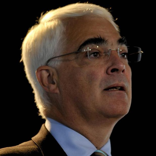 Chancellor Alistair Darling introduced the VAT cut to spur on the ailing economy in December 2008