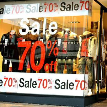 Bargain hunters are hitting the shops for the Boxing Day sales