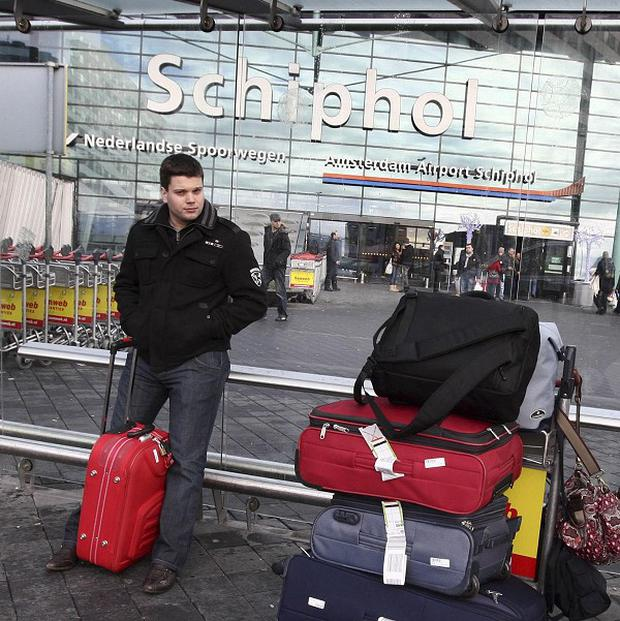 Passengers at Schiphol Airport face increased security checks