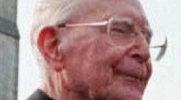 One of Ireland's most senior Catholic churchmen, Cardinal Cahal Daly, is seriously ill in hospital.