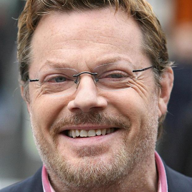 Eddie Izzard wanted to do a movie for Riches fan Samuel L Jackson