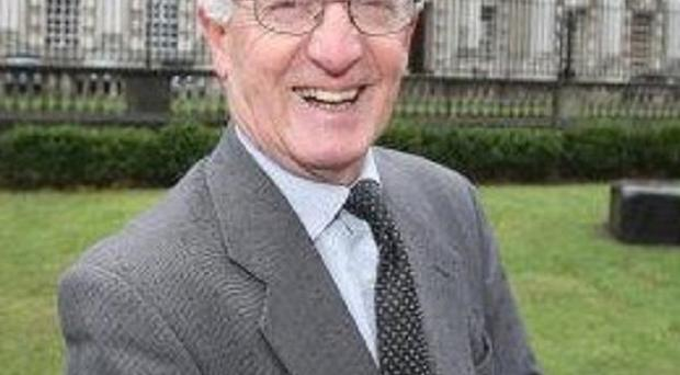 Ivan McMichael is one of 60 people from Northern Ireland on the honours list