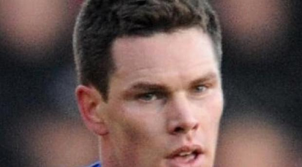 A cousin of ex-Republic of Ireland and Liverpool soccer star Steve Finnan was shot outside his Limerick home. Pictured Steve Finnan