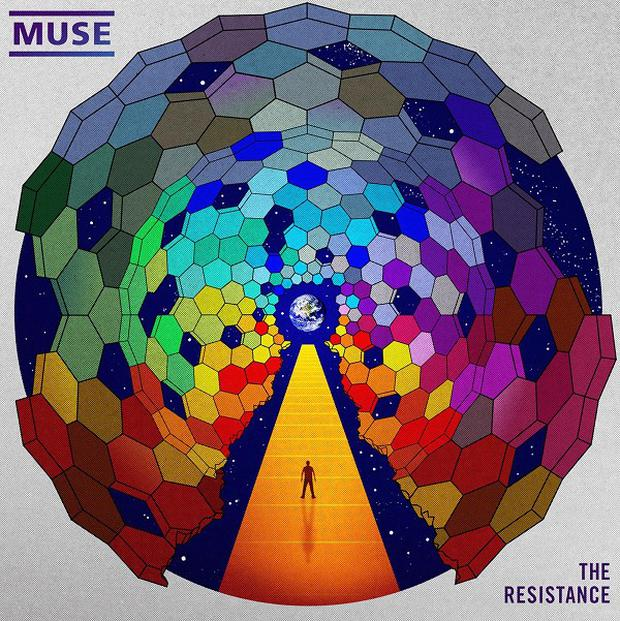 The cover for The Resistance by Muse was voted the best sleeve