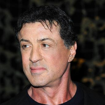 Sylvester Stallone said he broke his neck while filming The Expendables