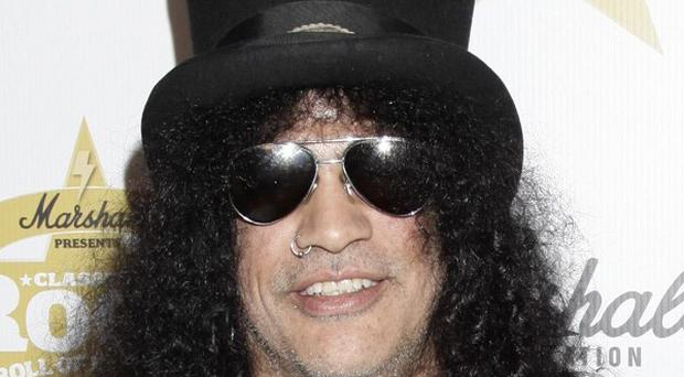 Slash says Guns N'Roses won't be reuniting