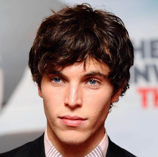 Tom Hughes said it was 'brilliant' working with Ricky Gervais and Stephen Merchant