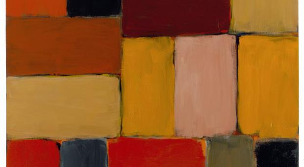Sean Scully's work will be the focus of a curator's tour at the Ulster Museum