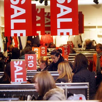 BRC director general Stephen Robertson predicted no retail growth for 2010 despite robust Christmas sales figures