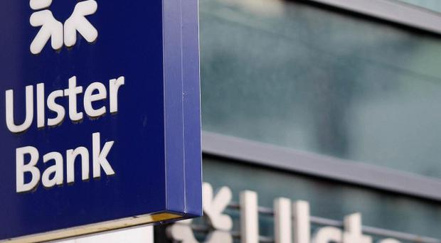 Jobs were cut in Northern Ireland last month at the slowest pace since April 2008, a report by Ulster Bank shows