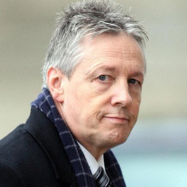 Peter Robinson has stood down as Northern Ireland's First Minister