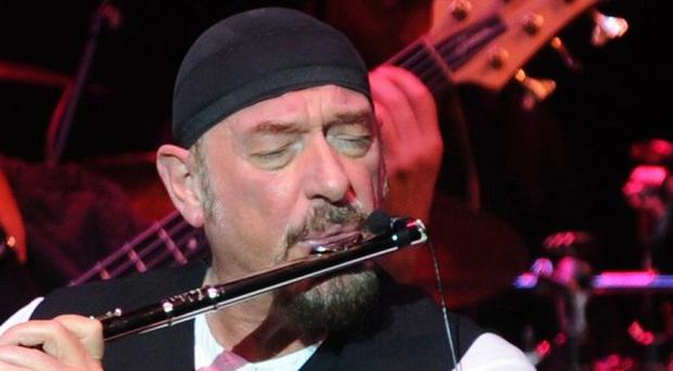 Rockers Jethro Tull have announced a UK tour