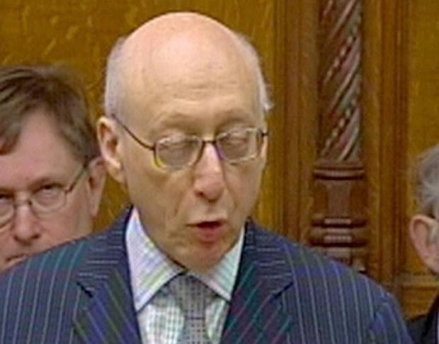 Labour MP Sir Gerald Kaufman said the Conservative party is influenced by