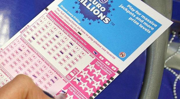 A lucky UK ticket holder has yet to come forward to claim a 26.1 million pound Euromillions jackpot