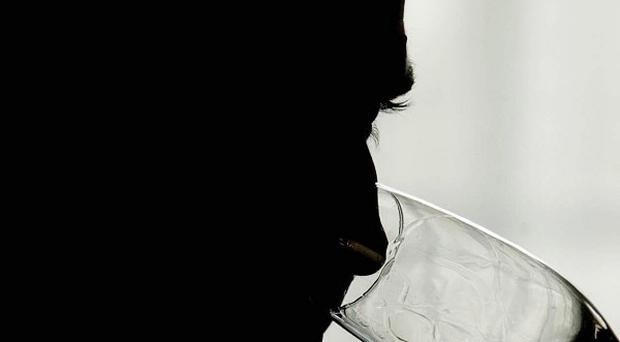 Scottish people are drinking an average of 46 bottles of vodka a year