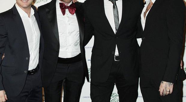 Boyzone found their video shoot emotional