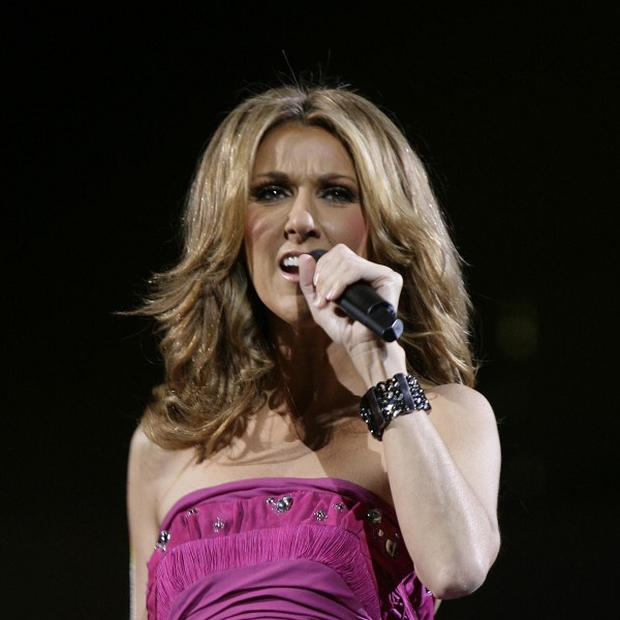 Celine Dion is the top-earning artist of the decade