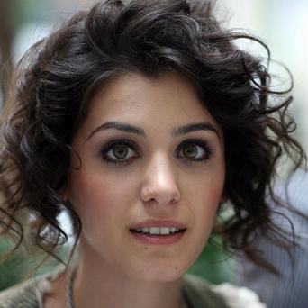 Katie Melua has announced a new tour