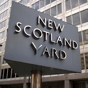 Scotland Yard detectives have been accused of running a rent scam