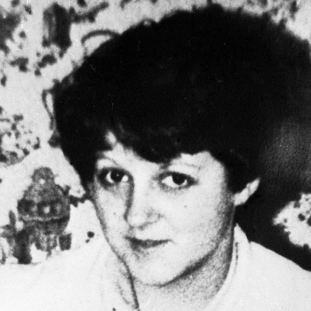 Colette Aram, whose naked body was found in a field in Keyworth, Nottingham in 1983