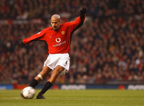 <br /><b>Juan Sebastian Veron</b><br /> The Argentina international arrived at Manchester United with a price tag of £28.1million but after disappointing performances was soon off-loaded to rivals Chelsea for £15million where he enjoyed no greater success