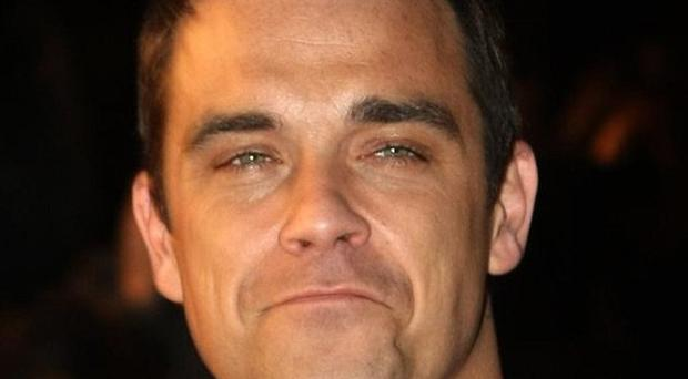 Robbie Williams is donating his next single to Sport Relief