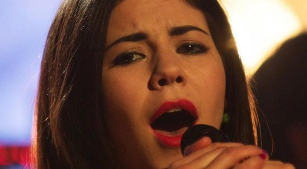 Marina Diamandis tried to audition for a boy band