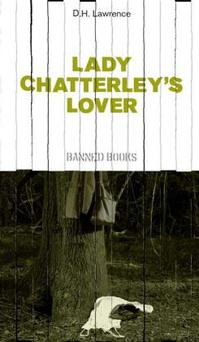 <b>Lady Chatterley's Lover</b> by D.H.Lawrence was banned temporarily in the US, UK and Australia for violating obscenity laws. The tale is about an isolated upper class Bohemian, Connie Chatterley, whose unsatisfactory marriage to a paralysed war veteran, Clifford Chatterley, leads her to engage in sex with other men, including vividly written liaisons with Oliver Mellors, a young gamekeeper on her husband's estate. The ban was lifted in the America and Britain in 1959 and 1960 respectively.
