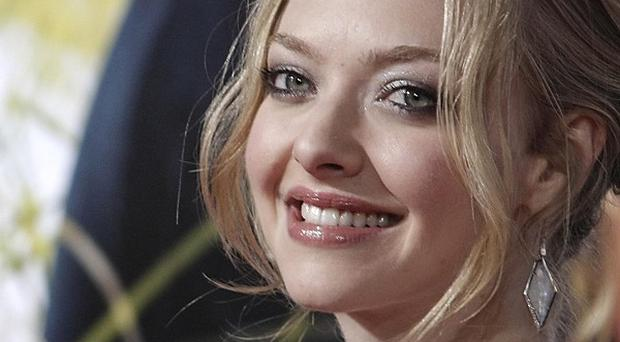 Amanda Seyfried reckons it's good to cry at films