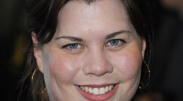 Katy Brand is taking part in Let's Dance
