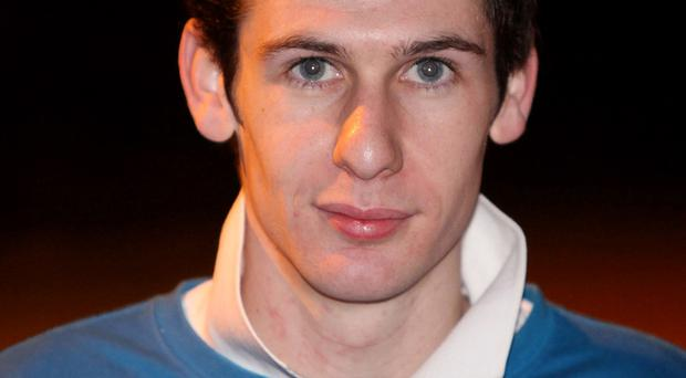 Paralympic Gold medal winner Michael McKillop