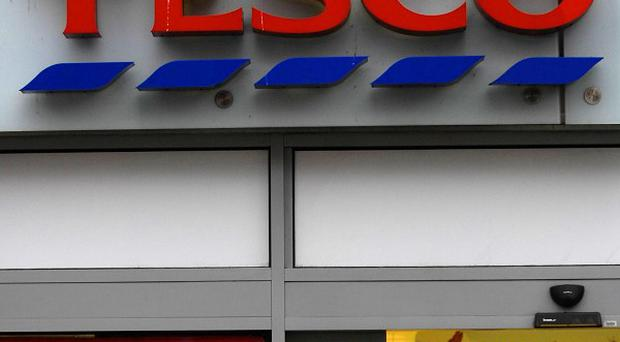 Tesco's Clubcard earns one point per £1 in-store