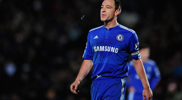 John Terry has said he will not resign as England captain