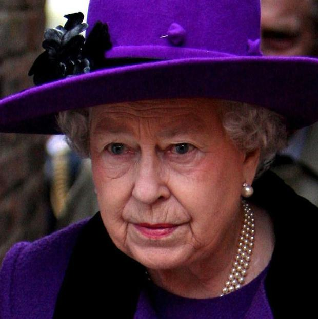 The Queen is marking the anniversary of her accession to the throne