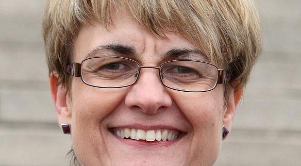 The SDLP's Margaret Ritchie
