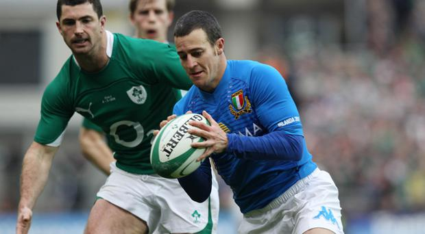 <br /><b>Rob Kearney - 5</b><br /> For a player who normally hits such high standards this was definitely one to forget. His kicking was wayward and being charged down for Italy's try was just plain sloppy