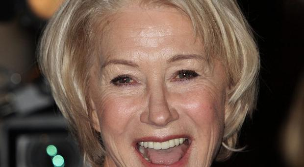 Helen Mirren says she would have had plastic surgery if she wasn't in the spotlight
