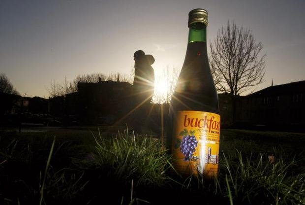 Buckfast tonic wine most popular alcoholic drink in Lurgan