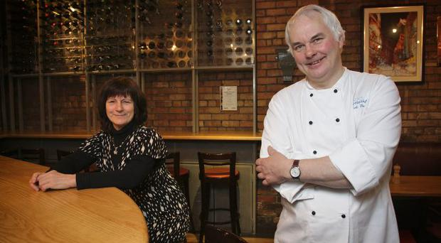 The chef who started Belfast's restaurant revival still has a wonderful way with food