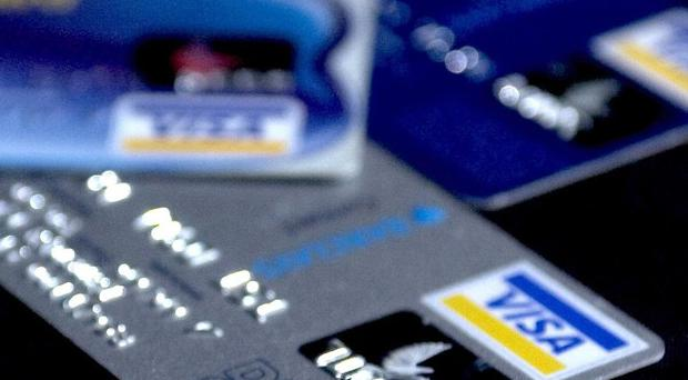 Credit card interest rates have hit a 12-year high