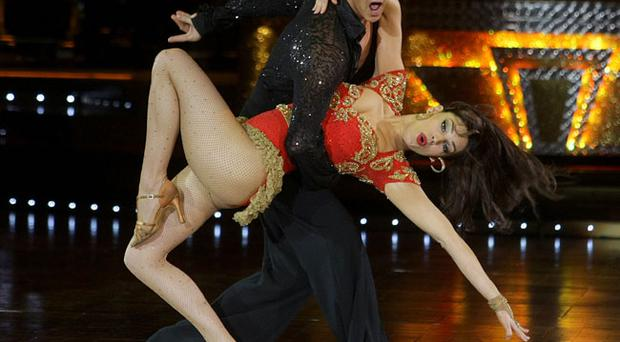 Strictly Come Dancing Live tour at the Odyssey Arena