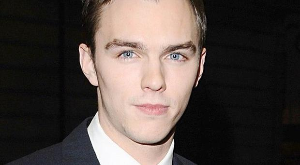 Nicholas Hoult was dubbed Lollipop by Tom Ford