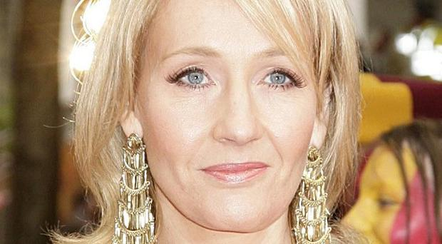 JK Rowling has been accused of plagiarism