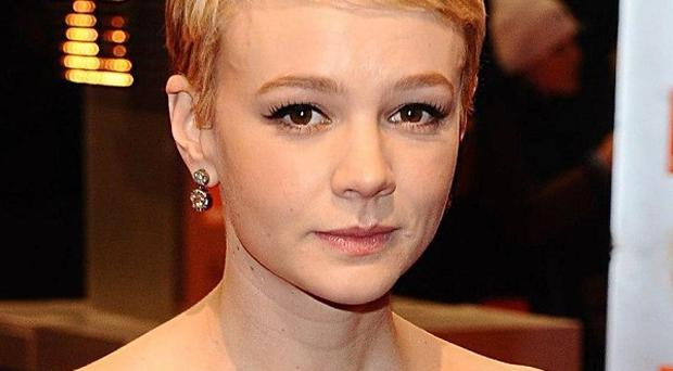 Carey Mulligan arriving for the Baftas at The Royal Opera House, London