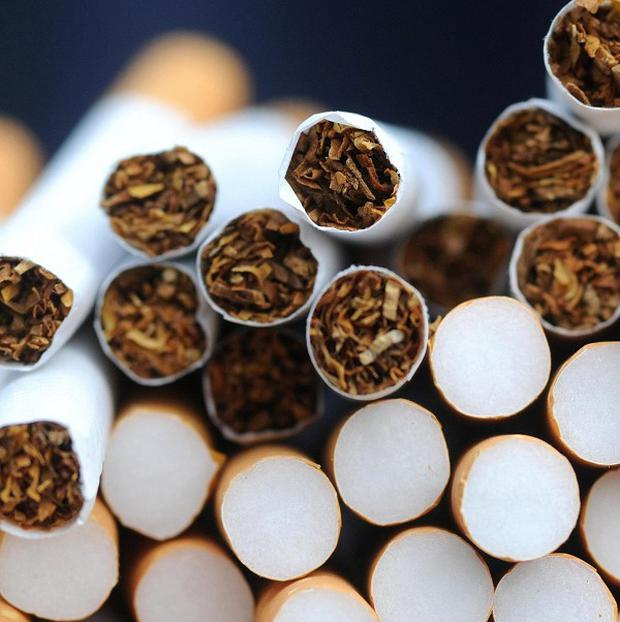 Customs officers have cracked a multimillion-euro cigarette smuggling operation at a business premises