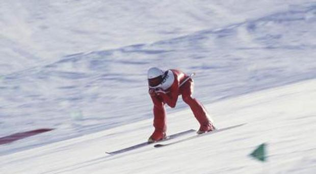 <b>SPEED SKIING</b> This event, like some of the others on this list, was a demonstration sport. The concept of these sports was to showcase potential new events at the Games, and depending on how they were received, decide if they would be given full accreditation. Demonstration events were scrapped by the International Olympic Committee after 1992, which was a shame - as events such as Speed Skiing had some potential. The idea of this one was to see who could go fastest down the mountain without crashing. As competitors risked their lives trying to clock the quickest speed they reached well over 200kmh.