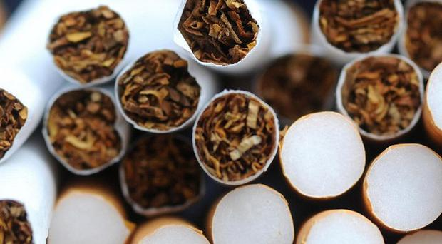 More thaan 27,000 counterfeit and smuggled cigarettes have been seized in raids in Derry