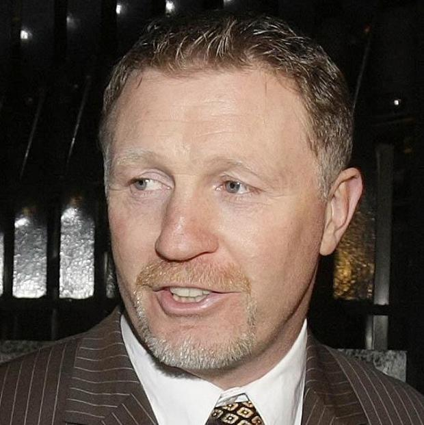 Former world boxing champion Steve Collins will face a retrial