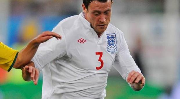 <b>WAYNE BRIDGE</b><br/> Wayne Bridge has ruled himself out of England international action due to the allegations surrounding John Terry and Bridge's former girlfriend Vanessa Perroncel. The Manchester City defender said his involvement was potentially