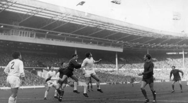 <b>1967: QPR 3 West Brom 2 </b><br/> Although the tournament began in the 1960-61 season, this was the first time it culminated in a one-off Wembley showpiece, previous finals having been held over two legs. It was a fitting match for the venue which had hosted the World Cup final a year earlier. The match was seemingly over at half-time with Third Division QPR 2-0 down to top-flight West Brom. But three goals in 20 second-half minutes, including a wonderful solo effort from Rodney Marsh, ensured the underdogs roared back to become the first Third Division side to win a major trophy.